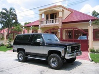 1979 Chevrolet Blazer picture