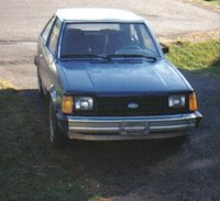 Picture of 1984 Ford Escort, gallery_worthy