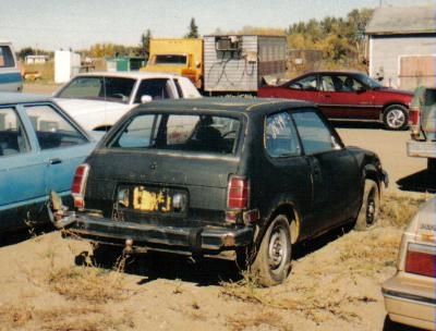 1978 Honda Civic
