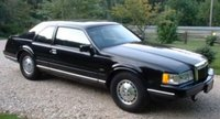 1984 Lincoln Continental Overview