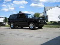 Picture of 1993 Chevrolet S-10 Blazer 2 Dr Tahoe SUV