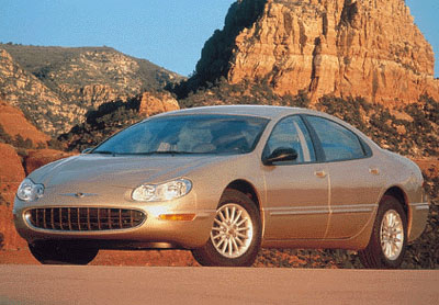 1999 Chrysler Concorde 4 Dr Lxi Sedan Pic 35322