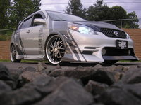Picture of 2003 Toyota Matrix 4 Dr XRS Wagon, exterior