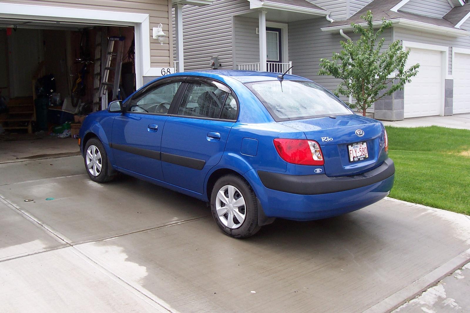 2006 Kia Rio Pictures Cargurus