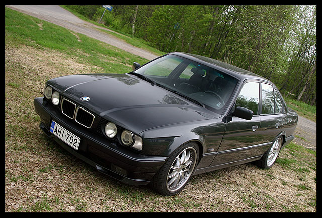 1994 bmw 5 series other pictures cargurus. Black Bedroom Furniture Sets. Home Design Ideas