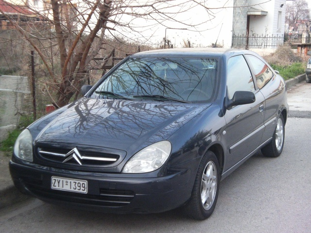 Picture of 2001 Citroen Xsara