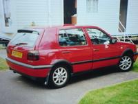1998 Volkswagen GTI picture, exterior
