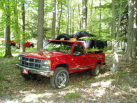 1996 Chevrolet C/K 2500 Reg. Cab 8-ft. Bed 4WD, 1996 Chevrolet C/K 2500 Series Reg. Cab 8-ft. Bed 4WD picture, exterior