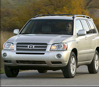 Picture of 2007 Toyota Highlander Hybrid