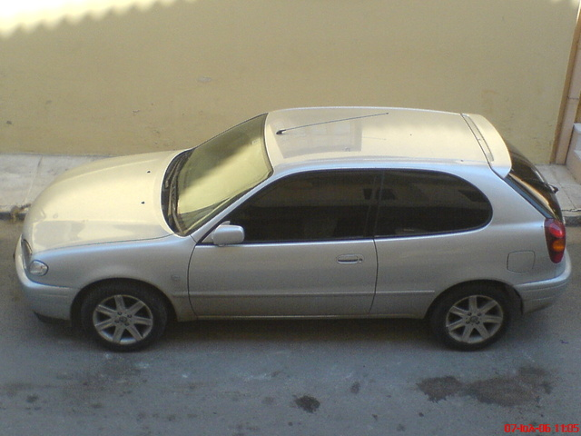 Picture of 2000 Toyota Corolla, exterior, gallery_worthy