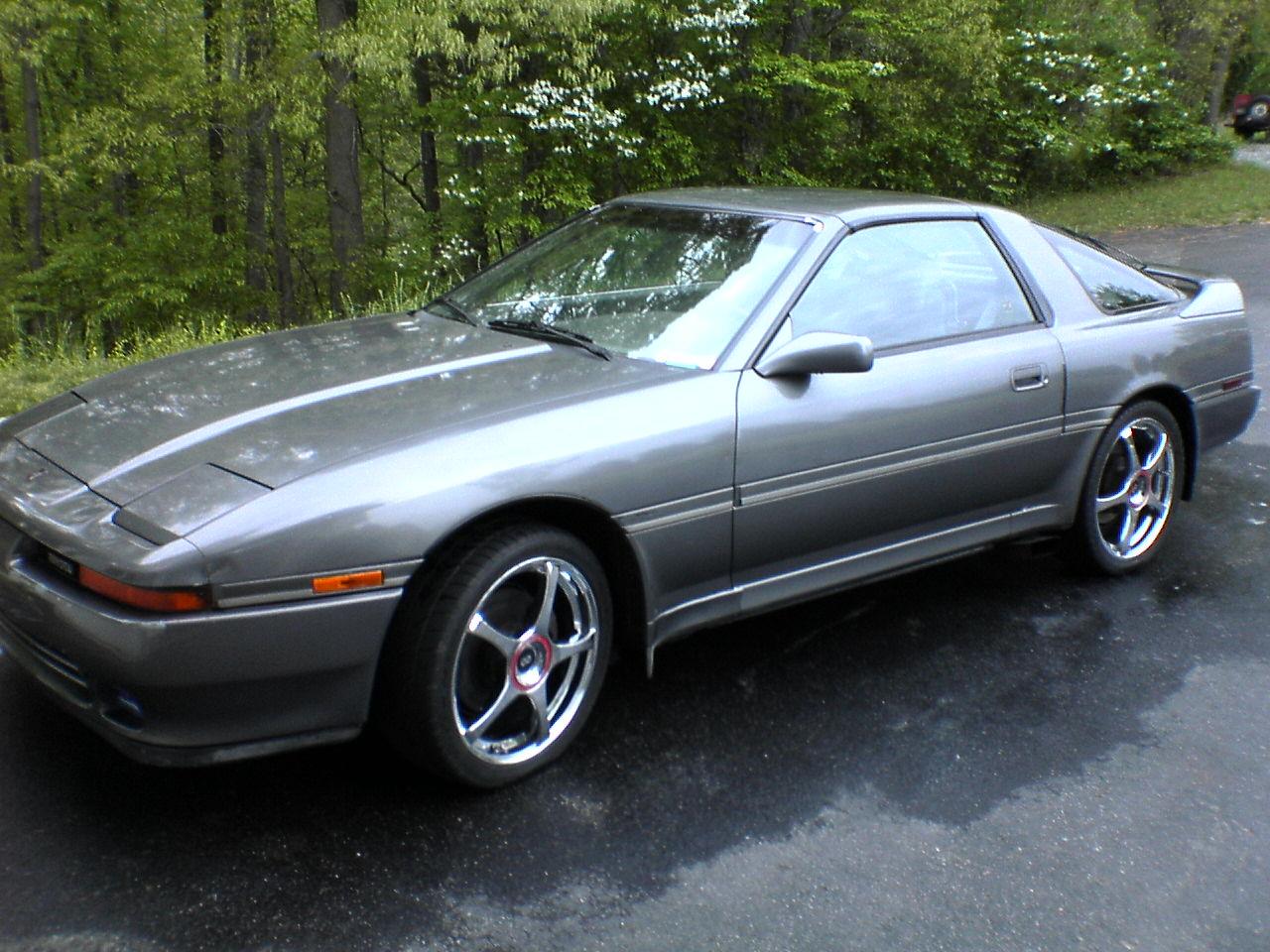 1989 Toyota Supra Pictures Cargurus