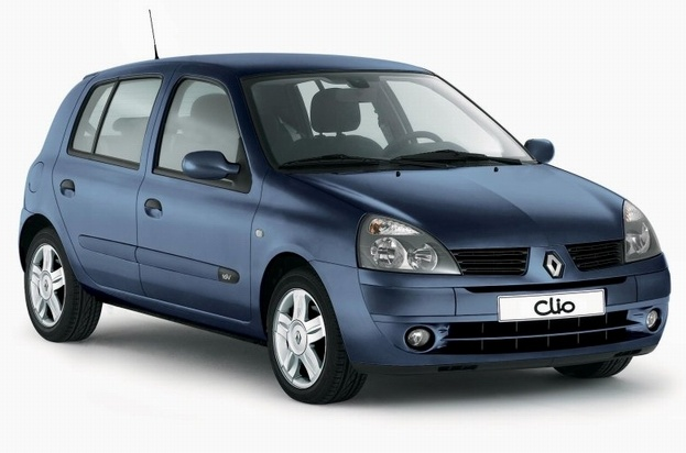 Picture of 2006 Renault Clio, exterior