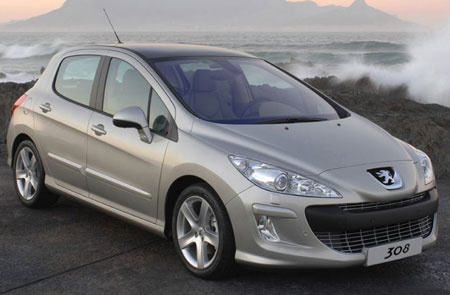 Picture of 2007 Peugeot 308, exterior, gallery_worthy