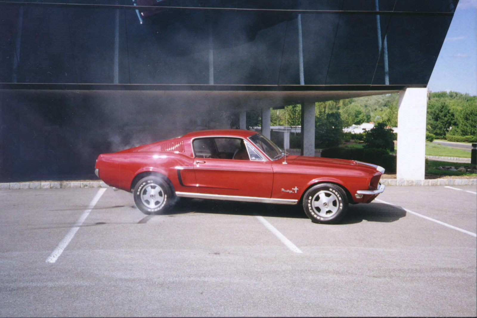 picture of 1968 ford mustang fastback. Cars Review. Best American Auto & Cars Review