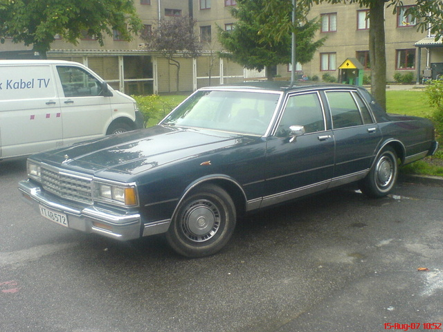 Picture of 1981 Chevrolet Caprice, exterior, gallery_worthy