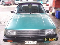 1983 Nissan Sunny Overview