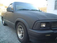 Picture of 1995 GMC Sonoma 2 Dr SL Standard Cab SB, exterior, gallery_worthy
