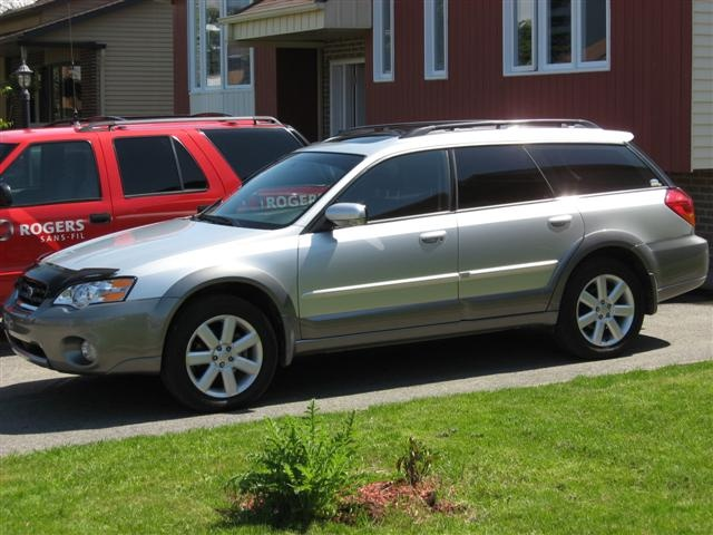 Picture of 2007 Subaru Outback 2.5i Wagon AWD, exterior, gallery_worthy