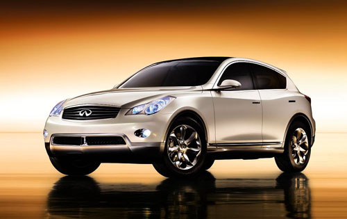 Picture of 2008 INFINITI EX35