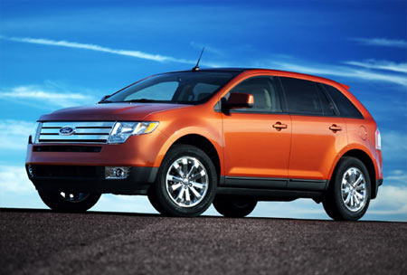 Picture of 2008 Ford Edge SEL AWD, exterior