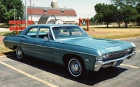 1968 Chevrolet Bel Air picture