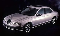 2001 Jaguar S-Type Picture Gallery