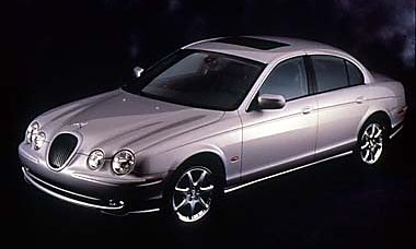 Picture of 2001 Jaguar S-TYPE 4.0