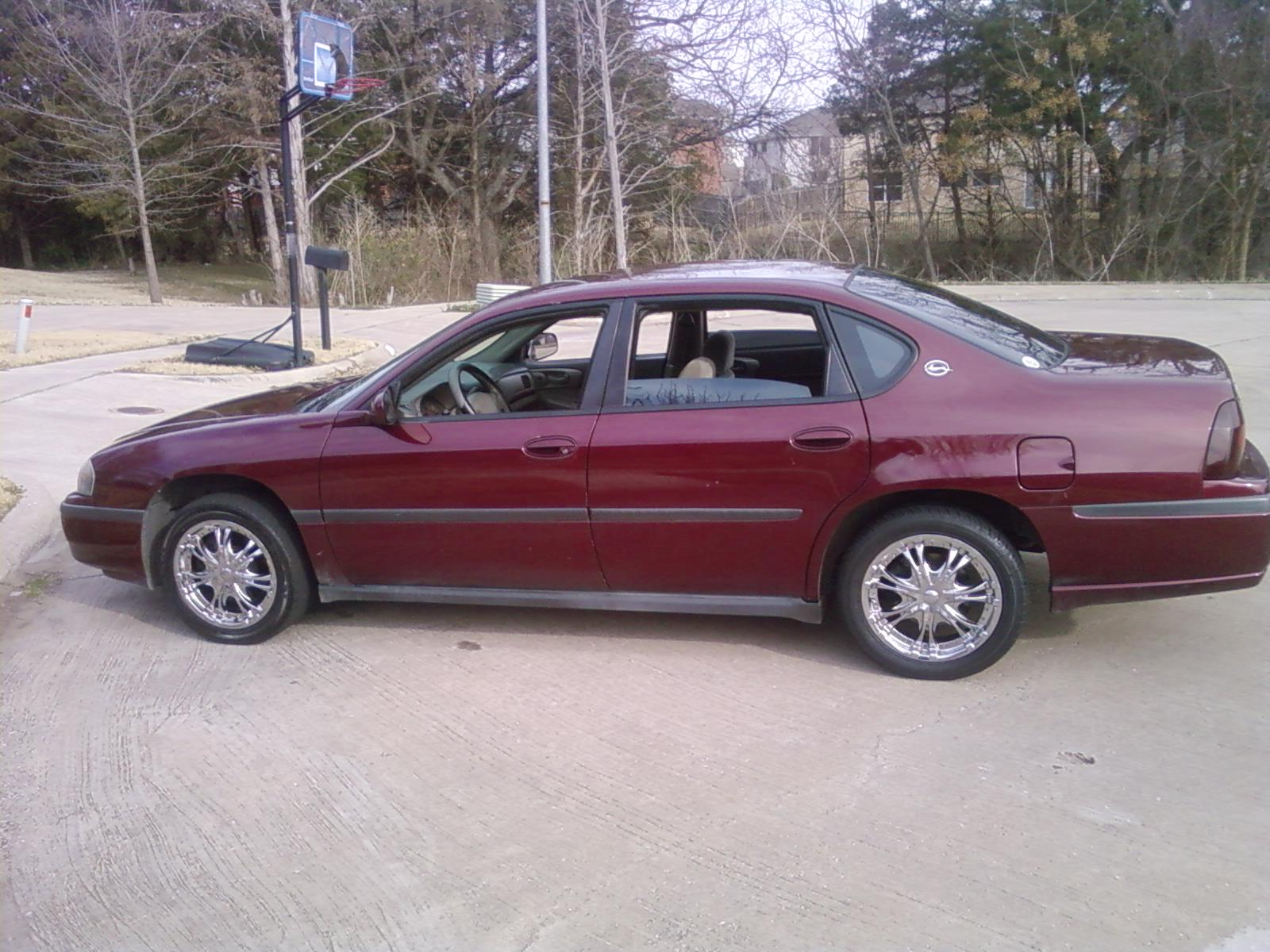 2008 Chevy Malibu Used 2000 Chevrolet Impala - Other Pictures - CarGurus