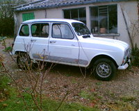 1987 Renault 4 Overview