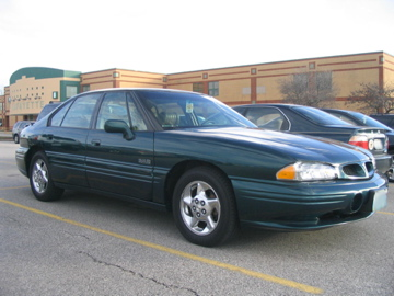 1999 Pontiac Bonneville 4 Dr SSEi Supercharged Sedan picture, exterior
