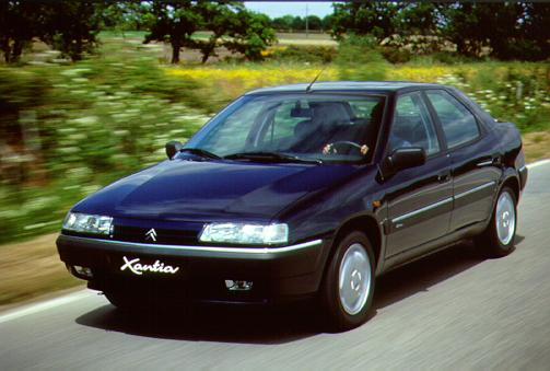 1994 Citroen Xantia picture