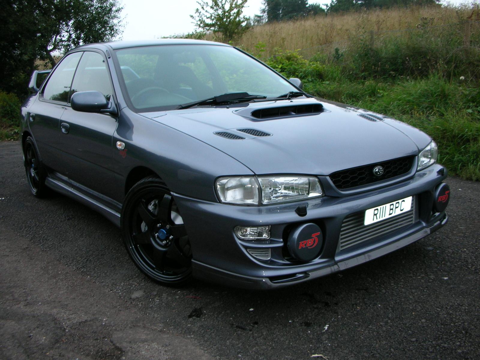 1999 Subaru Impreza Pictures Cargurus
