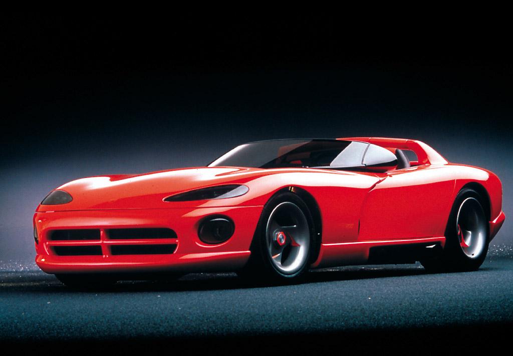 1999 Dodge Viper Gt2. The new Viper#39;s look was