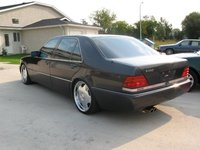 Picture of 1992 Mercedes-Benz 500-Class 500SEL Sedan