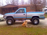 Picture of 1993 Chevrolet C/K 1500 Silverado Extended Cab LB, gallery_worthy
