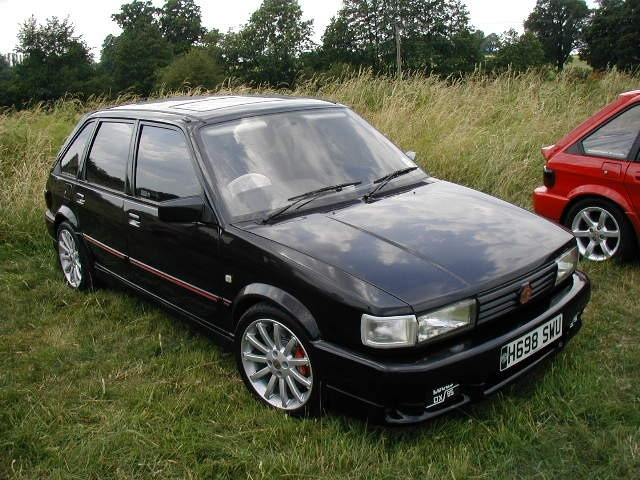 1990 MG Maestro Turbo