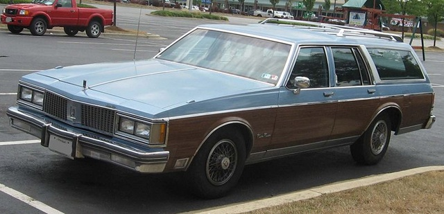 Picture of 1988 Oldsmobile Custom Cruiser, gallery_worthy