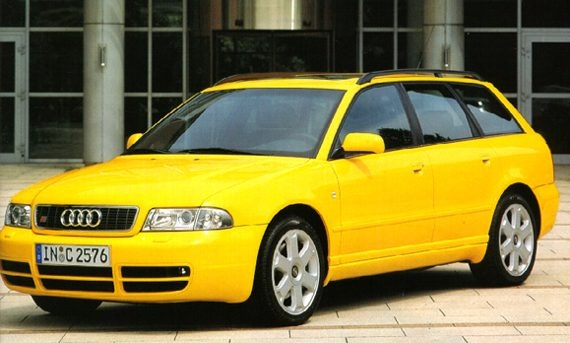 Picture of 2006 Audi S4 Avant