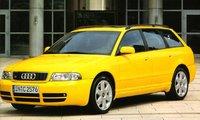2006 Audi S4 Avant Overview