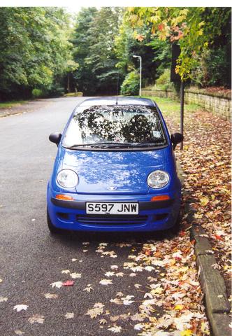 Picture of 1998 Daewoo Matiz, exterior