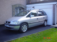Picture of 1999 Vauxhall Zafira, exterior