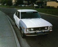1972 Toyota Carina Overview