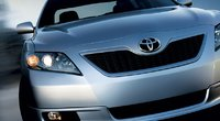 2009 Toyota Camry, front view, exterior, manufacturer