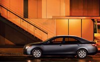 2009 Toyota Camry, side view, exterior, manufacturer