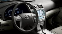 2009 Toyota Camry, steering wheel, interior, manufacturer