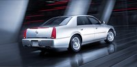 2008 Cadillac DTS, back view, exterior, manufacturer, gallery_worthy