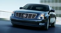 2008 Cadillac DTS, front view, exterior, manufacturer