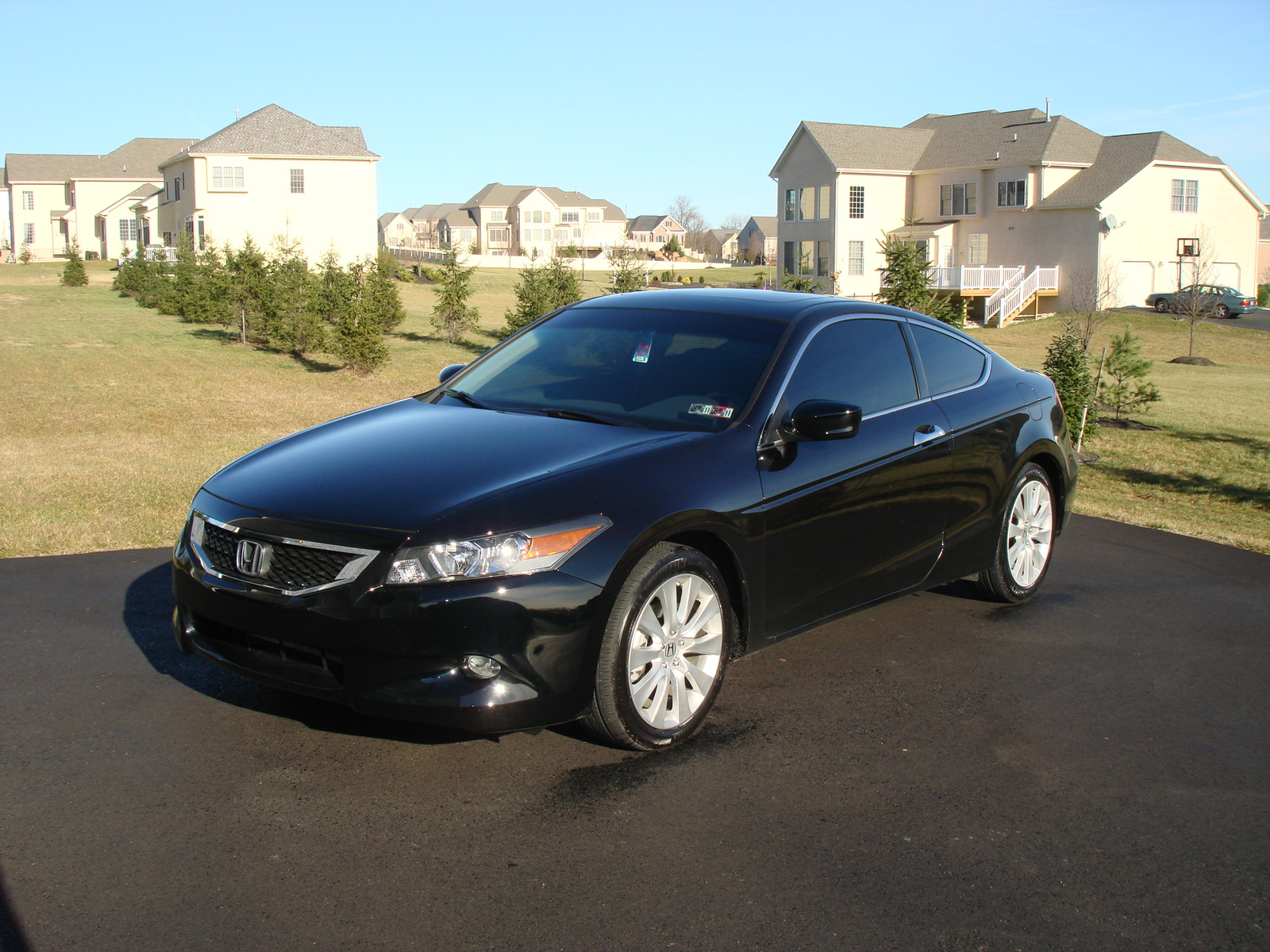 2008 Honda Accord Exl V6 Coupe Www Proteckmachinery Com