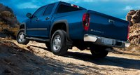 2008 Chevrolet Colorado, back view, exterior, manufacturer