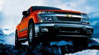 2008 Chevrolet Colorado, front view, manufacturer, exterior